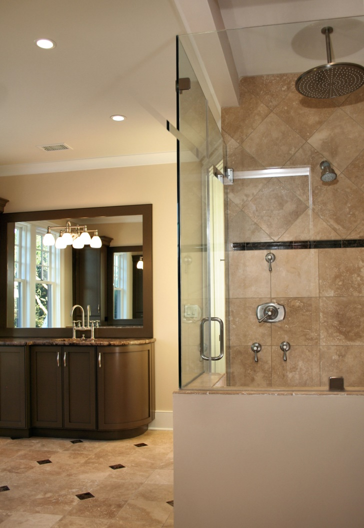 Bathroom Renovations in Charleston: Waterway South Carolina Bathroom Remodel Sea Island Builders_2