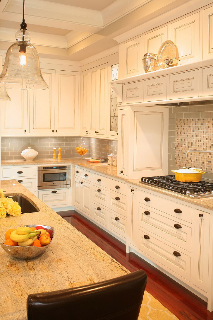 Sea Island Builders kitchen tile
