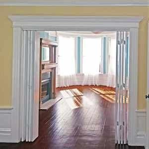 fold doors