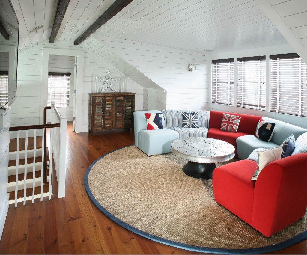 attic upfit ceiling shiplap