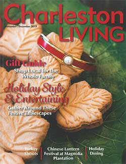 2019 Winter Issue Charleston Living