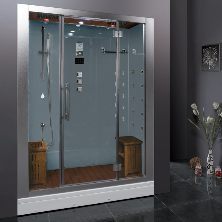 5 Reasons to Buy a Steam Shower -