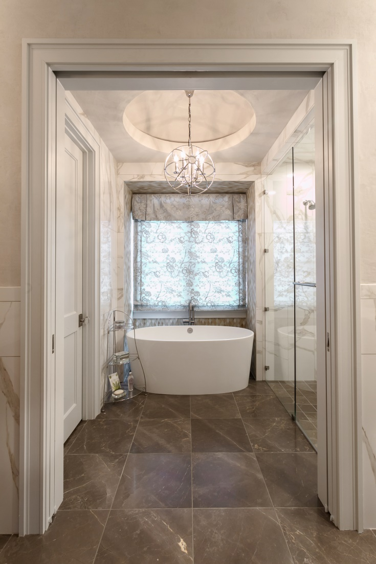 Bathroom Renovations in Charleston: Wild Dunes Home Bathroom South Carolina Sea Island Builders
